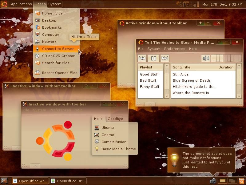 Ubuntu Theme Proposal