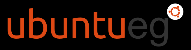 ubuntueg_orange_grey-eg_white-circle_orange-friends_black-background.png