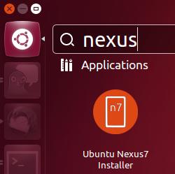 Ubuntu LInux Nexus 7 Installer
